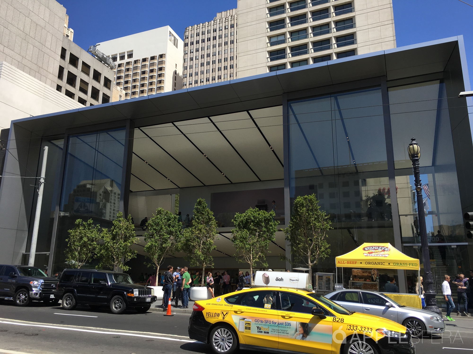 Foto de Apple Store Union Square & WWDC16 Moscone Center (7/16)