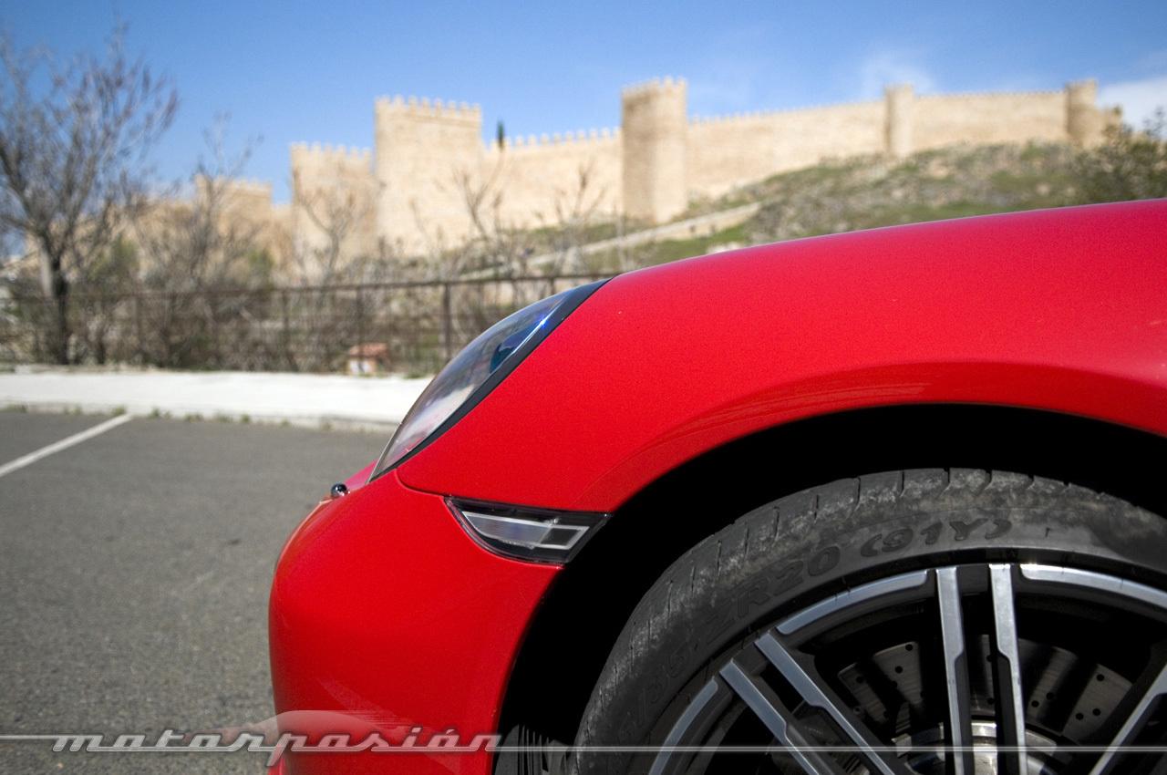 Foto de Porsche 911 Turbo (prueba) (20/33)