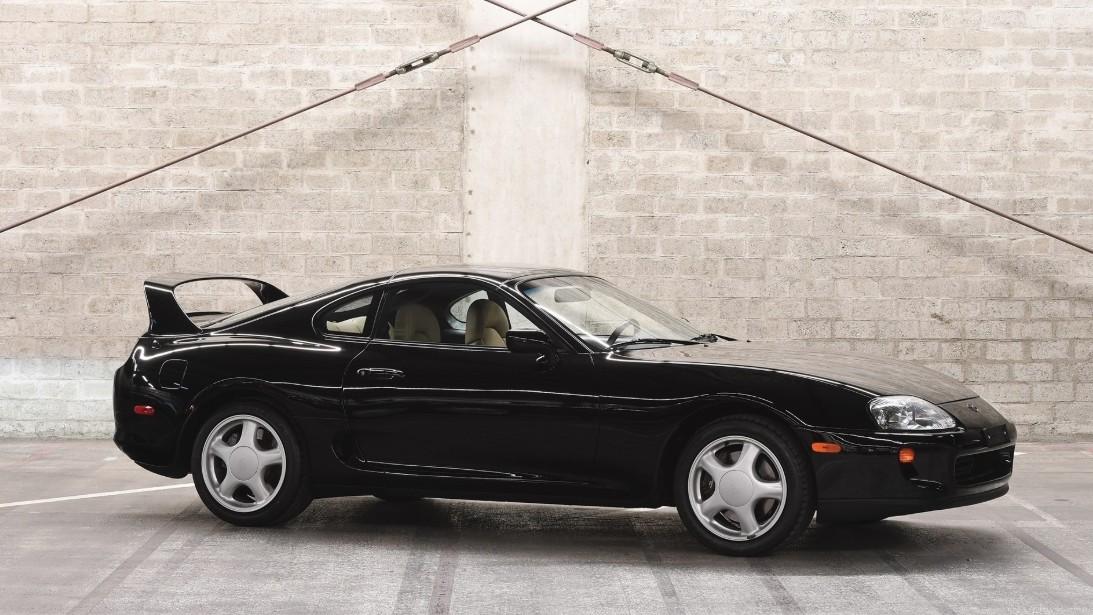 Foto de Toyota Supra 1994 173.600 dólares (2/8)