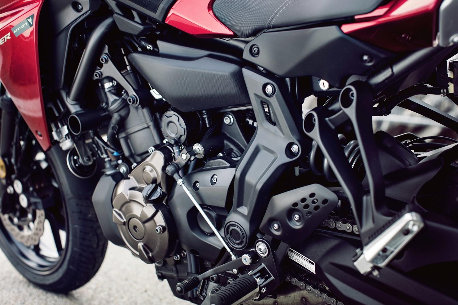 Foto de Yamaha Tracer 700 Estudio y detalles (15/28)