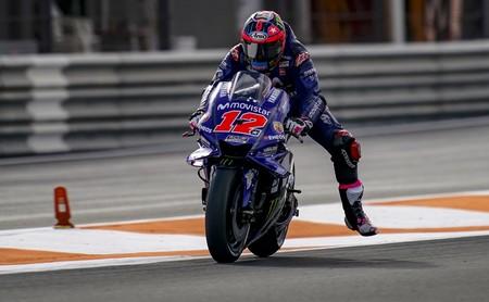Viñales, Rossi y Morbidelli auguran un 2019 esperanzador para Yamaha en MotoGP