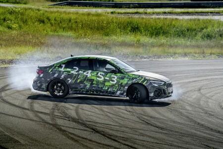 Audi Rs3 2022 Camuflado 42