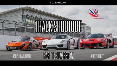 LaFerrari vs. P1 vs. Porsche 918, por fin un ganador en Silverstone