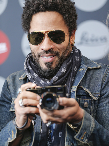 Famosos Fotografos I Internacionales 10 Lenny Kravitz