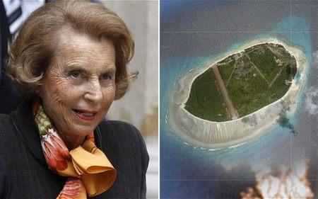 Liliane Bettencourt en el ojo del huracán, vende sus islas privadas en Seychelles