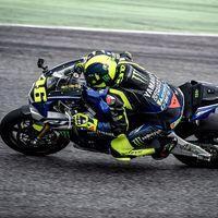 ¡Valentino Rossi vuelve a la moto! El 46 de MotoGP ha estado rodando en Misano con una Yamaha YZF-R1M