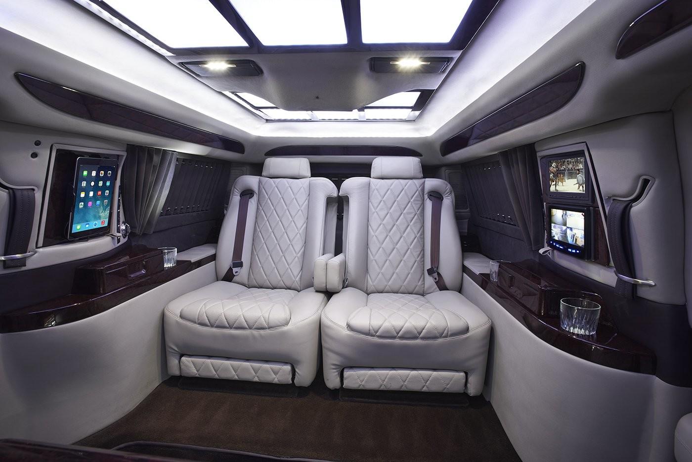 Foto de AddArmor Cadillac Escalade (20/21)