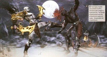 Mortal Kombat - Kratos