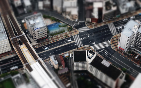 Intersecciones Ciudad