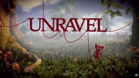 EA revela un nuevo y tierno juego llamado Unravel