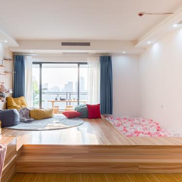 """Tener una piscina de bolas es la última tendencia """"deco"""" en China y si viajas hasta allí podrás disfrutarlas en numerosos alojamientos de Airbnb"""