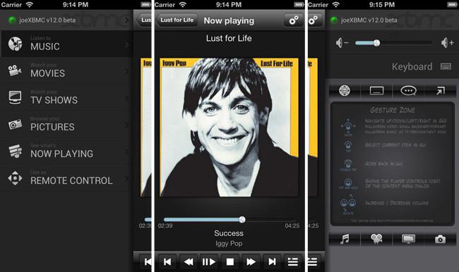 Mando a distancia para iOS - 3