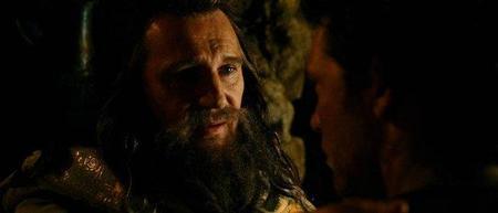 Liam Neeson es Zeus