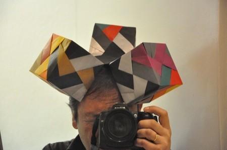 """Manuel Carrasco de Minimum: """"El origami ayuda a desarrollar la psicomotricidad fina y potencia la visión espacial"""""""