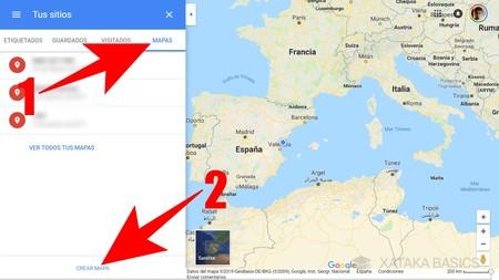 Crear Mapa