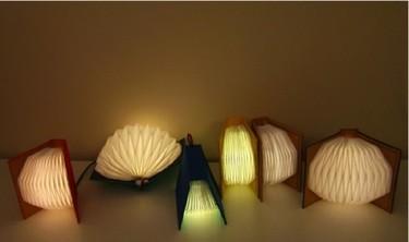 Curiosas lámparas libro de Studio MS