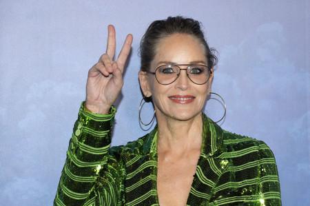 Sharon Stone se viste de Pertegaz en la Global Ocean Gala