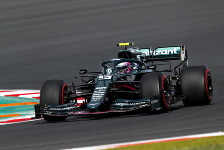 Vettel Turquia F1 2021