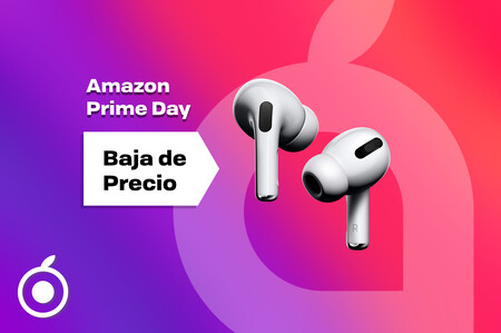 El precio de los AirPods Pro se derrumba por el Prime Day: 188,99 euros por los auriculares con cancelación activa de ruido