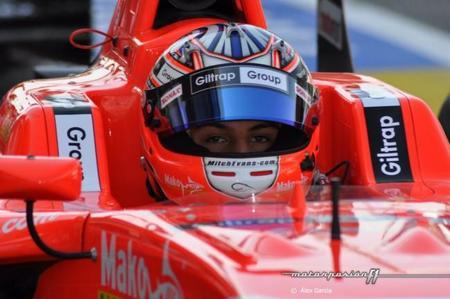 Galería fotográfica de la GP3 Series en Valencia Street Circuit