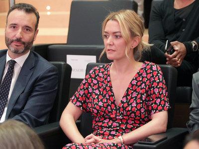 Marta Ortega acude a la junta de accionistas de Inditex con un vestido floral de la nueva colección de Zara que promete arrasar con todo