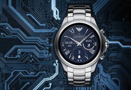 4d391892788d Armani se suma a la moda de los wearables  lanzará un smartwatch con  Android Wear 2.0 en septiembre