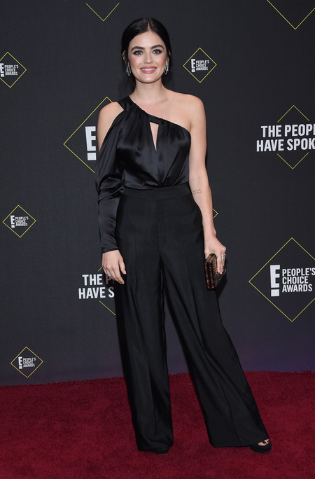 Lucy Hale Peoples Choice Awards 2019