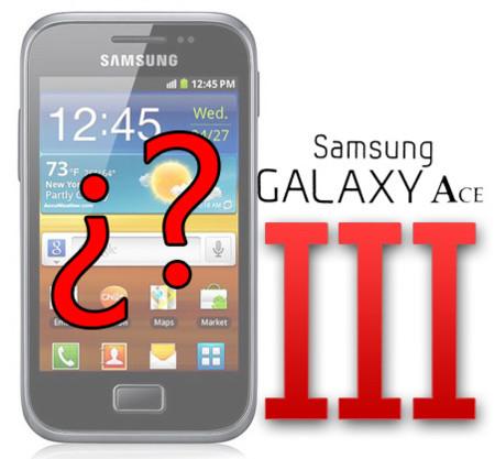 Samsung Galaxy Ace 3 llegará en Mayo o Junio a un precio que rondará los 300 euros