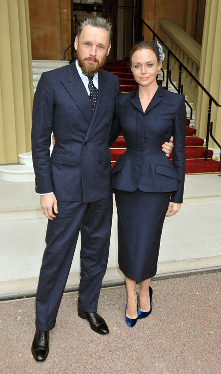 Orden imperio británico Stella McCartney