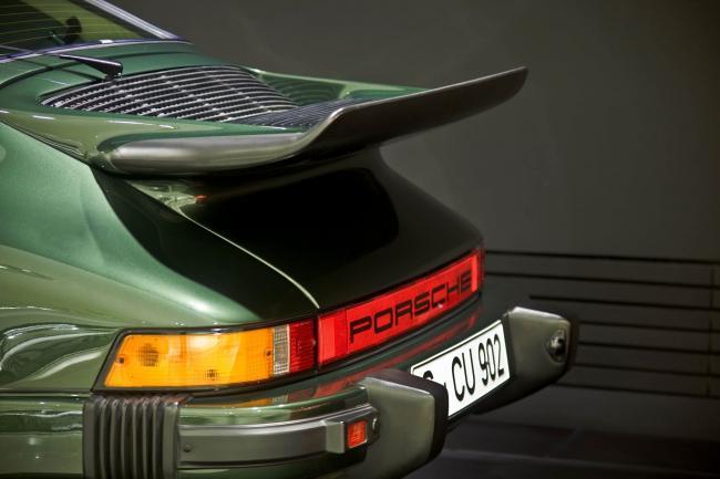 Porsche 911 serie G