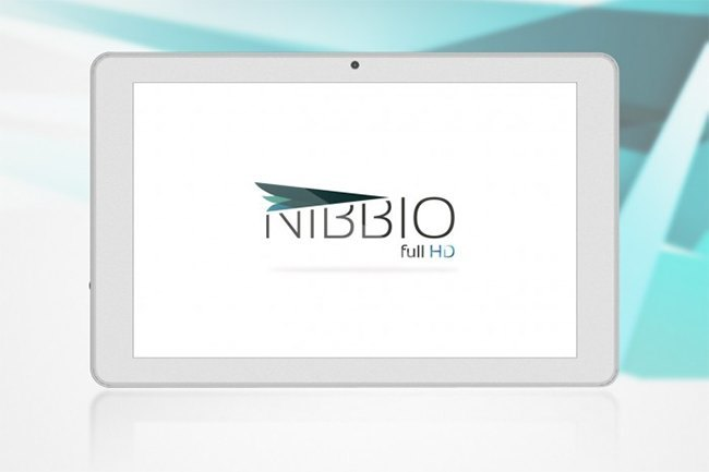 Nibbio Android Ubuntu Tablet