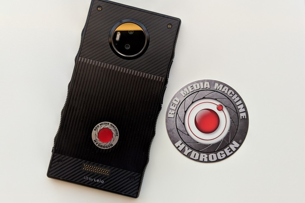 RED Hydrogen One: alguna infografía desvela todas sus características a unos días de su lanzamiento