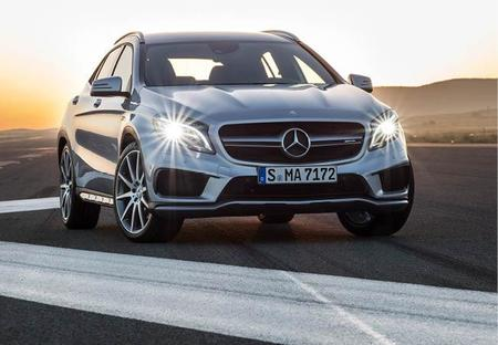 Auto Show de Detroit 2014: Mercedes-Benz GLA45 AMG