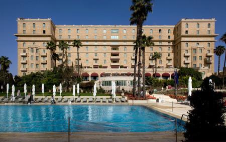Hotel Rey David: el alojamiento con más historia de Israel