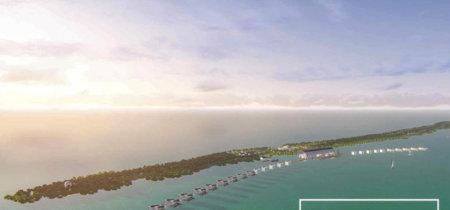 Leonardo DiCaprio transforma su isla de Belice en un hotel de lujo