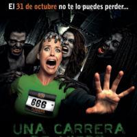 Celebra Halloween participando en una carrera de miedo