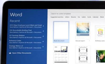 Microsoft prepara Office Reader para Windows 8