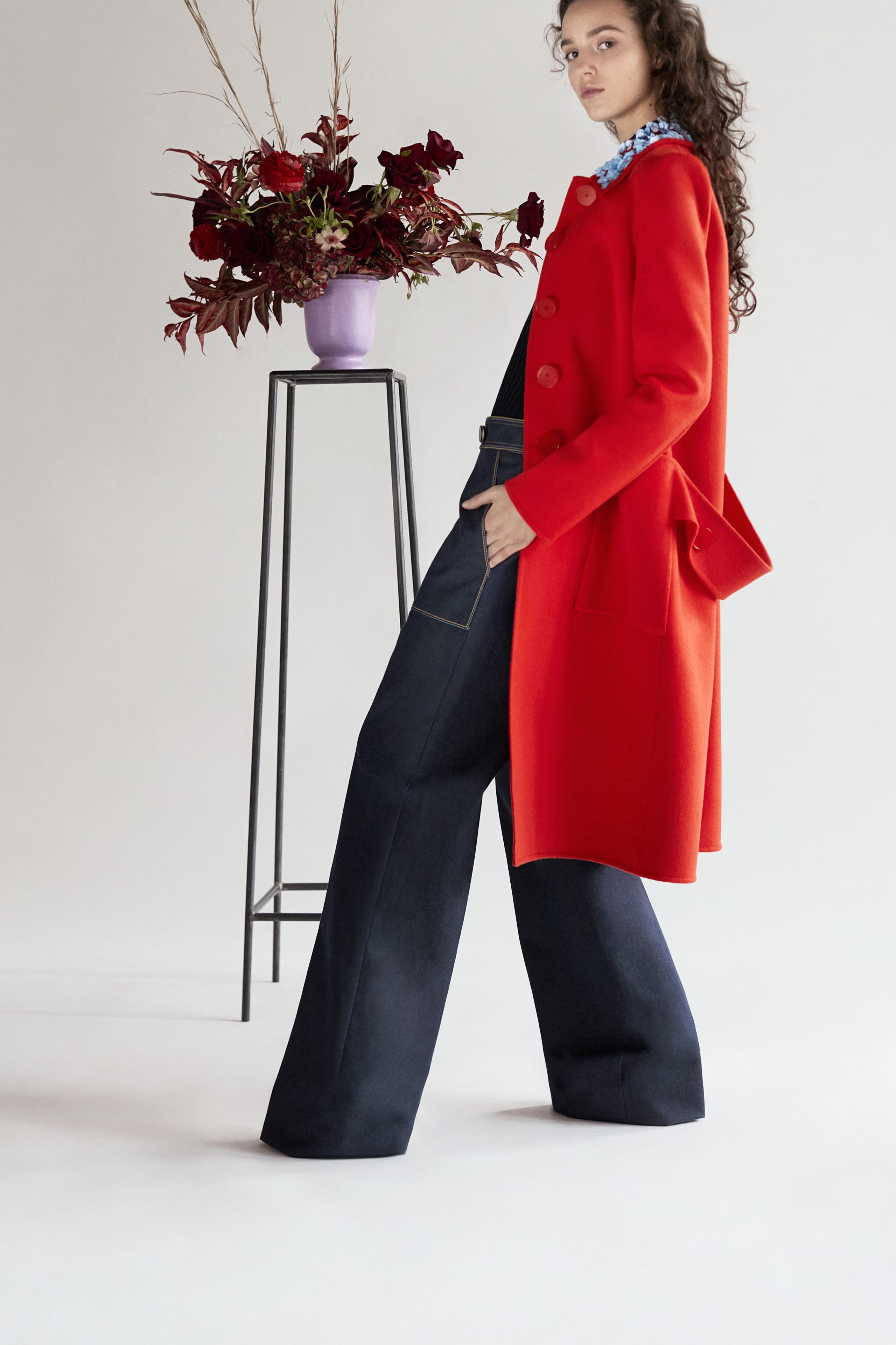 Foto de Carolina Herrera NY Pre Fall 2018: una maravillosa colección de Alta Costura (16/33)