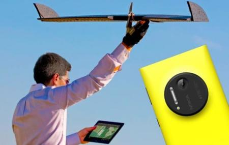 Nokia Lumia 1020 convertido en un Drone gracias a Lehmann Aviation