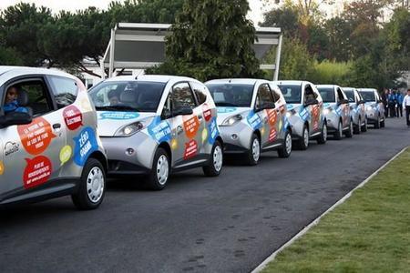 Posible acuerdo entre Renault y Bolloré para la expansión de sistemas de carsharing