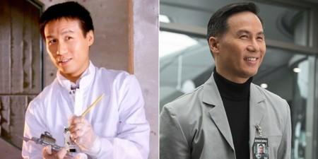 Jurassic World y Jurassic Park, dr Wu