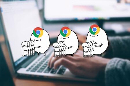 Google dice que Chrome gasta hasta 100 MB menos de memoria por pestaña con su nueva versión