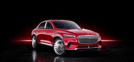 ¡Sorpresa! El SUV de Mercedes-Maybach es un sedán