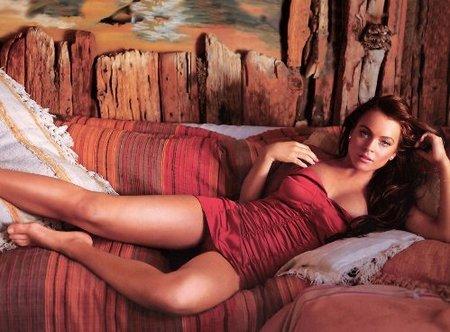 Lindsay Lohan se arrepiente de sus días de fiesta