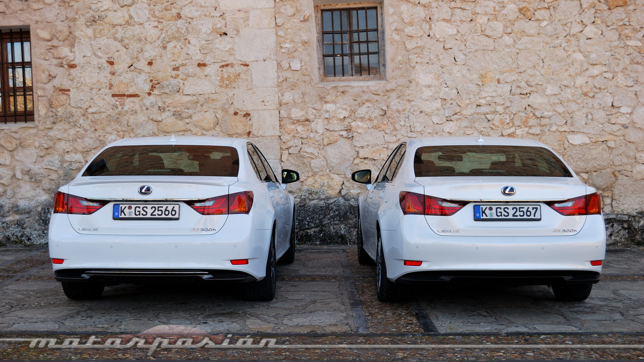 Foto de Lexus GS 300h (presentación) (8/22)