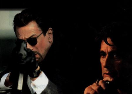 Michael Mann quiere filmar una precuela de 'Heat' a partir de su propia novela