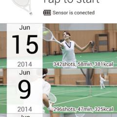 Foto 11 de 15 de la galería sony-smart-tennis-sensor en Xataka