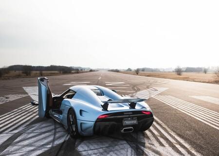 Record De Velocidad Koenigsegg Regera 2