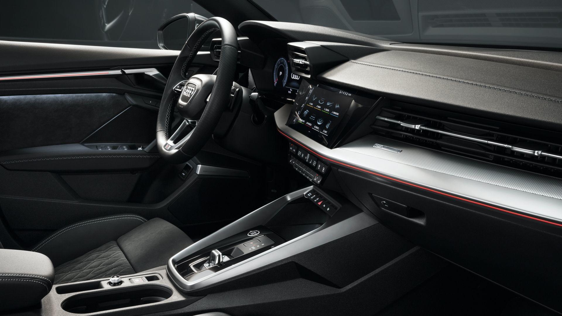 Foto de Audi A3 Sedán 2021 (24/43)