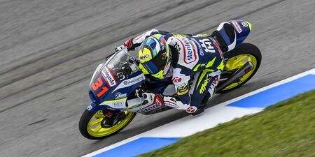 Adrian Fernandez Jerez Moto3 2021